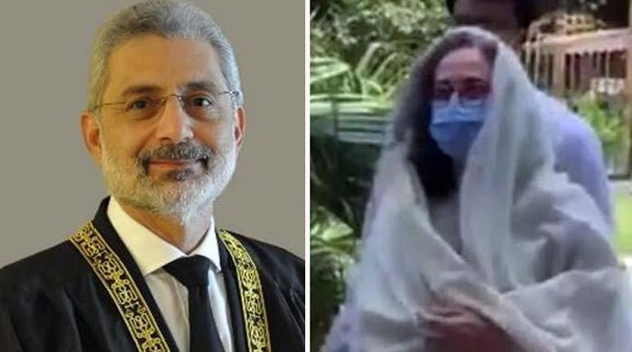 Justice Qazi Faez Isa, wife test positive for coronavirus