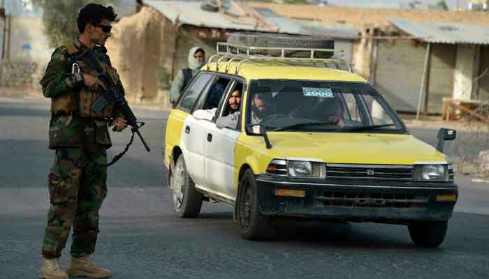 Violence has surged across several provinces including in Kandahar after the Taliban launched a sweeping offensive. — Javed Tanveer/AFP