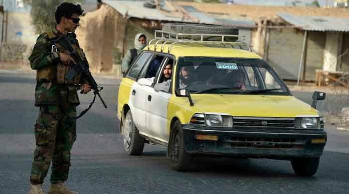 Thousands of Afghan families flee fighting in former Taliban bastion Kandahar
