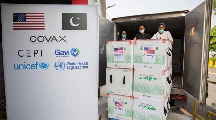 Pakistan receives Moderna, CanSino coronavirus vaccine consignments
