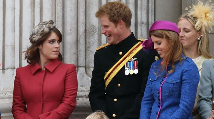Eugenie, Beatrice 'sympathize' with Harry as they saw royals treating him 'as a joke'
