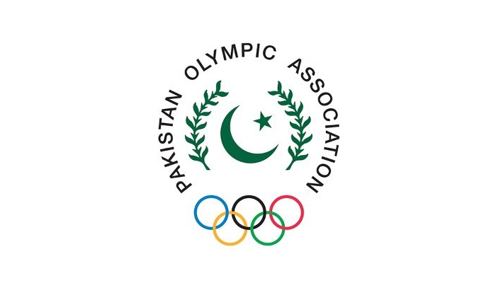 The logo of thePakistan Olympic Association. — Twitter/NOCPakistan