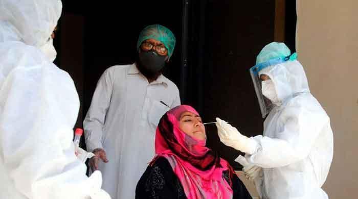 Coronavirus positivity rate hits one-week high in Sindh
