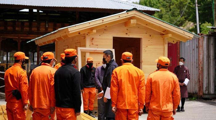 Coronavirus: Bhutan inoculates most of population after receiving donations