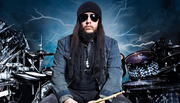 The death of Joey Jordison was confirmed by his family in a statement released on Monday