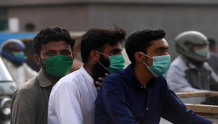 Pakistans coronavirus death rate in July surpassed the global death rate figures, according to officials from the health ministry. Photo: Geo.tv/ file