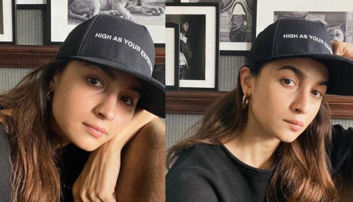 Alia Bhatt misses beau Ranbir Kapoor, steals his cap: See Photo