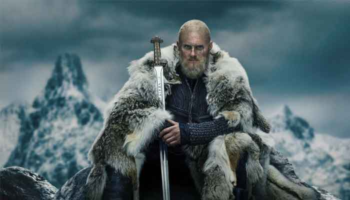 Vikings Bjorn turns singer, previews first song