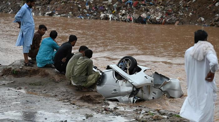Islamabad commissioner announces probe into flood-related deaths