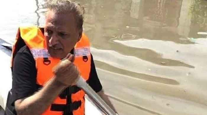 Ready with my boat if need be: Alvi on Islamabad rains