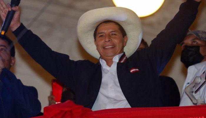 Pedro Castillo, Perus first poor president