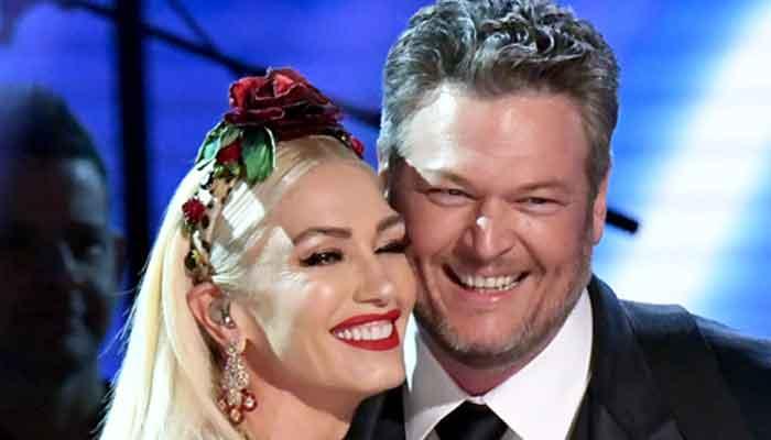 Blake Shelton gives Gwen Stefani a new name during CMA Summer Jam performance