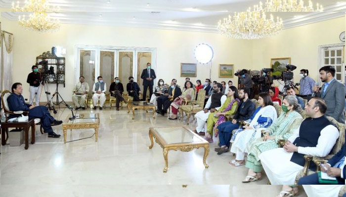 PM Imran highlights importance of peace in Afghanistan for Pakistan
