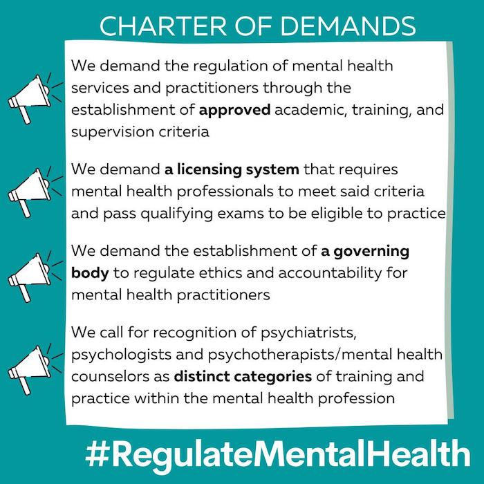 Therapists demand government monitor mental health services in Pakistan