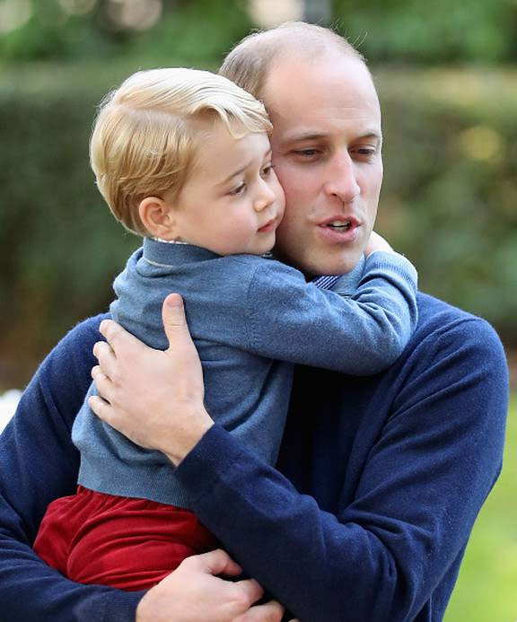 Aides unveil Prince William, Kate Middleton's boarding school plans for Prince George