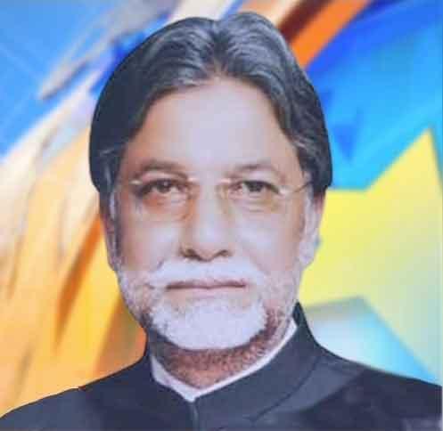 TI candidate Sardar Mir Akbar. — Geo News