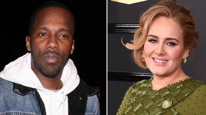 Adele and Rich Paul's romance heats up but seems 'not super-serious'