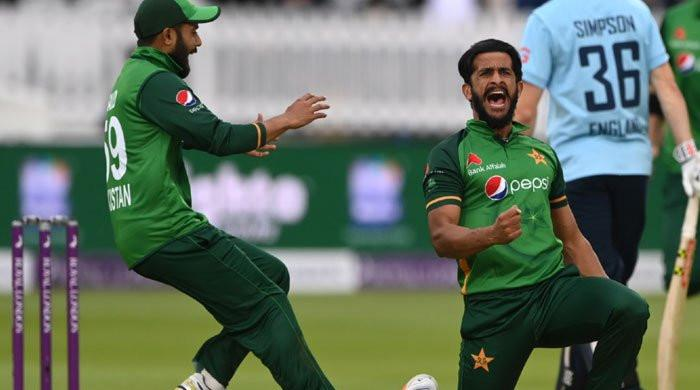 Pak vs WI: Hasan Ali becomes third-fastest Pakistani to reach 50 wickets