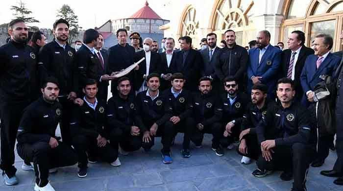 PM Imran Khan praises Afghan cricket team's progress