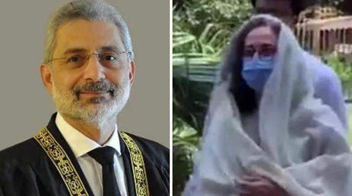 Justice Isa, wife 'unwell' with COVID: sources