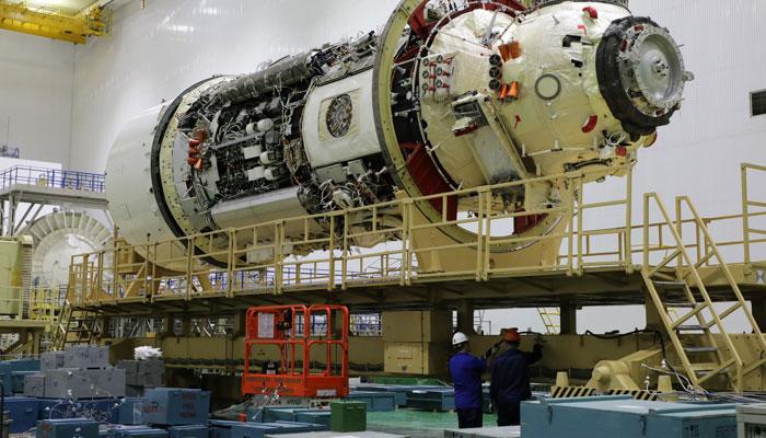 Russias Nauka science module docks with ISS
