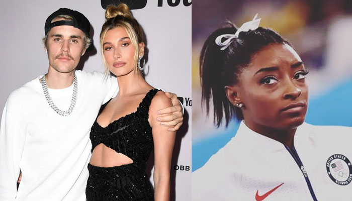 Justin Bieber shares special tribute to Olympic gymnast Simone Biles for her stance