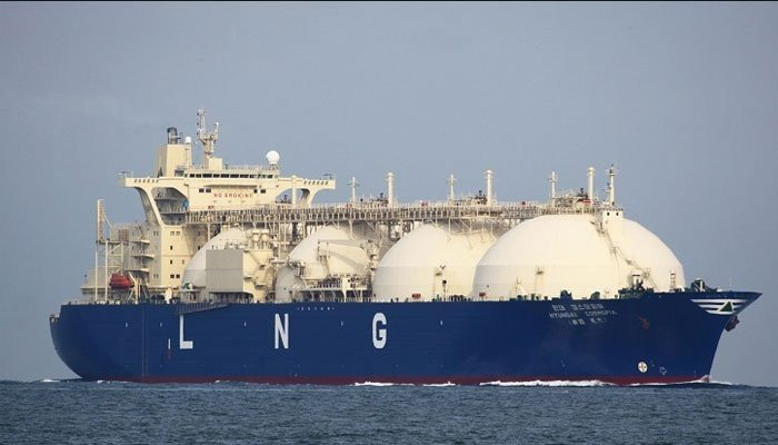 Pakistan buys four LNG cargoes at highest price since 2015