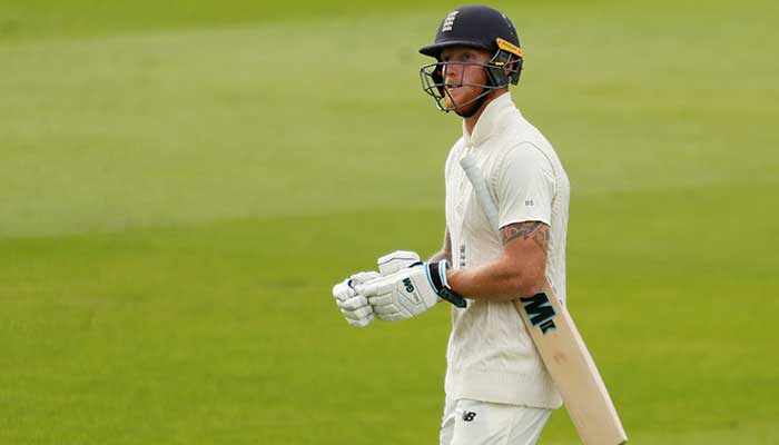 Englands star all-rounder Ben Stokes. Photo: Reuters