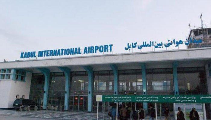Hamid Karzai International Airport. Photo: File.