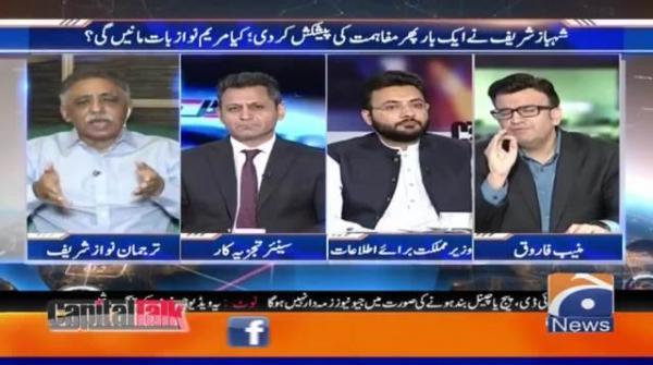 Zubair Umar ne PML-N mein 2 bayaniyon ki Confusion ka Aitraaf kar liya...!!