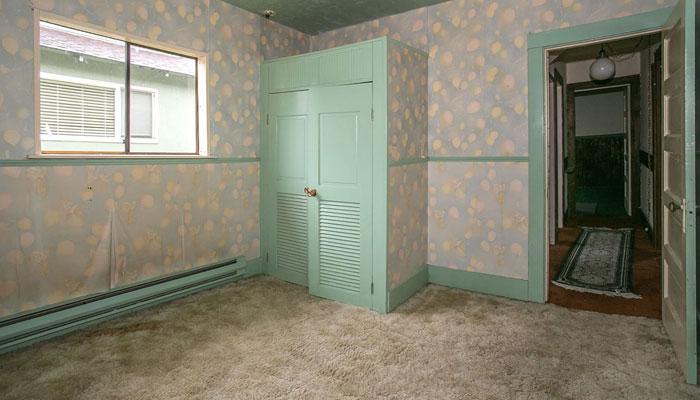 Kurt Cobains bedroom / Photo by Page Six