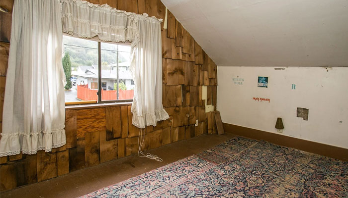 Kurt Cobains music room / Photo by Page Six