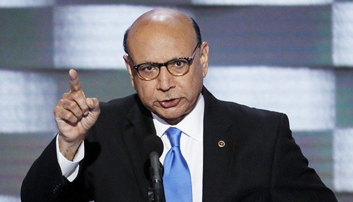 US President Joe Biden decides to appoint Khizr Khan as head of the US Commission on International Religious Freedom
