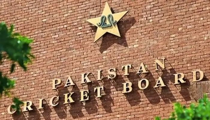 The logo of the Board of Control for Cricket in India (BCCI). — PCB/File