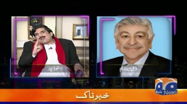 Dummy Khuwaja Asif aur Sheikh Rasheed Dummy ka Dilchasp Telephonic Mukalma