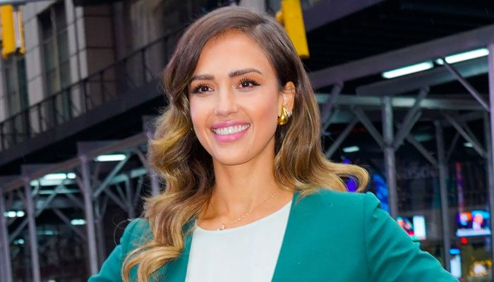 Jessica Alba weighs in on relationship with husband Cash Warren