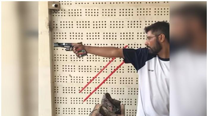 Olympic Shooting: GM Bashir eyes 25m rapid fire medal round after superb show in stage-1