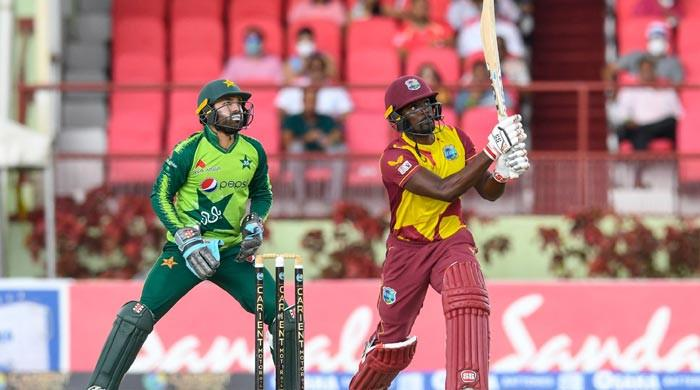 Pak vs WI: Pakistan's hopes of series win today dashed as third T20 abandoned due to rain