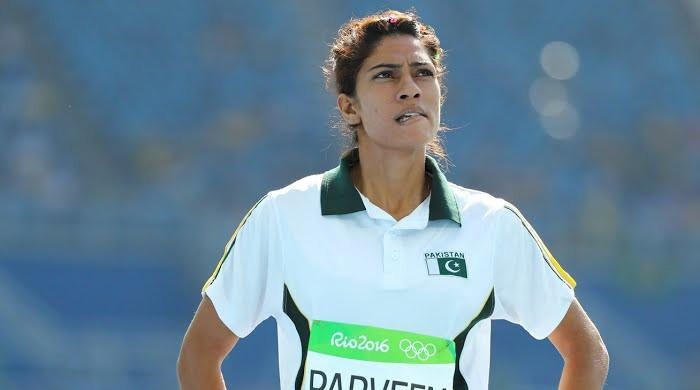 Najma Parveen to become first woman to represent Pakistan in two Olympics