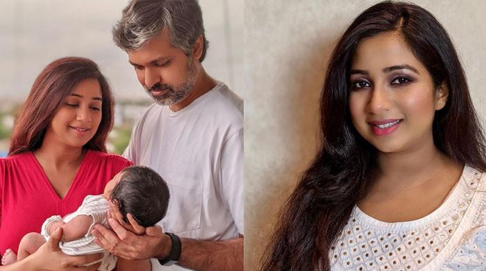 Shreya Ghoshal shares a heartfelt note for son Devyaan