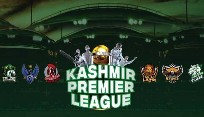Logo of Kashmir Premier League (KPL).
