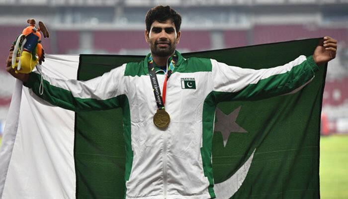 Arshad's current world ranking is 23. Photo: Geo.tv/ file