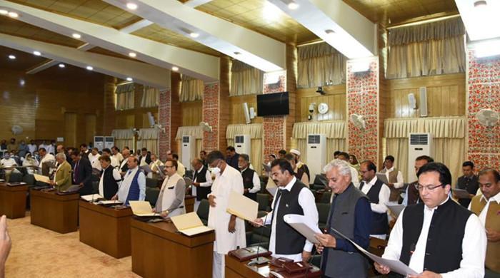 Kashmir election: PTI wins speaker, deputy speaker posts in AJK Legislative Assembly