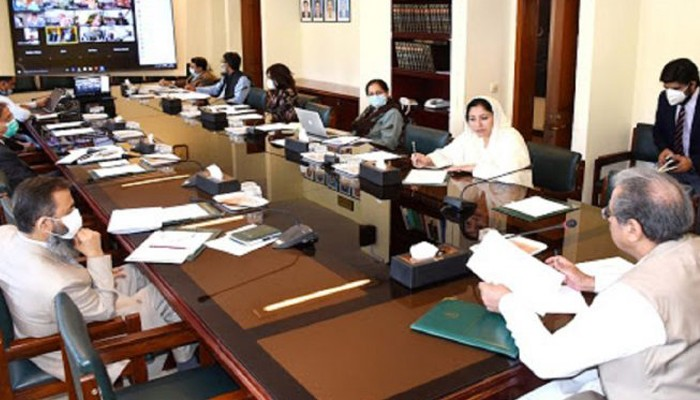 Federal Minister for Education Shafqat Mahmood is presiding over the Inter-Provincial Education Ministers Conference. -File photo