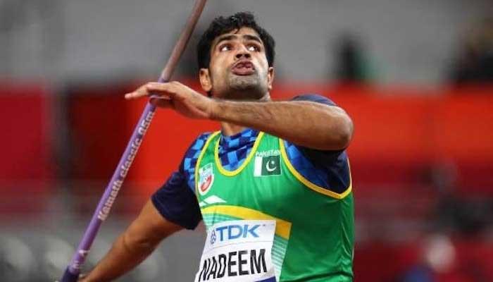 Arshad Nadeem. File photo