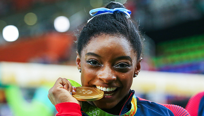 Simone Biles may compete in Paris Olympic Games in 2024