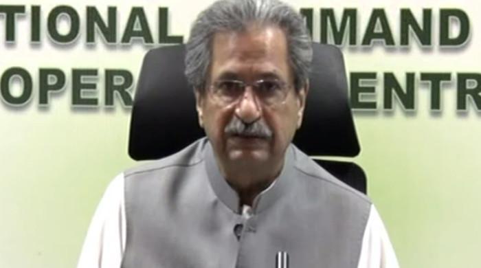 Schools to remain open across Pakistan, except for Sindh: Shafqat Mehmood