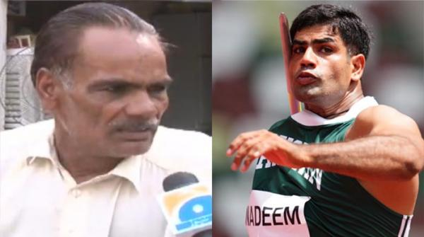 Parents, siblings ecstatic as Mian Channu's Arshad Nadeem reaches finals of Olympics javelin event