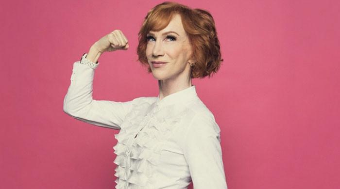 Kathy Griffin issues post-surgical update after lung cancer surgery