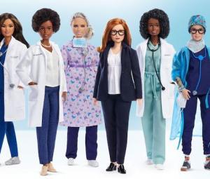 Barbie debuts doll in likeness of British COVID-19 vaccine developer